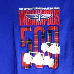 Vintage Indy 500 T Shirt 1994 in Great Condition+